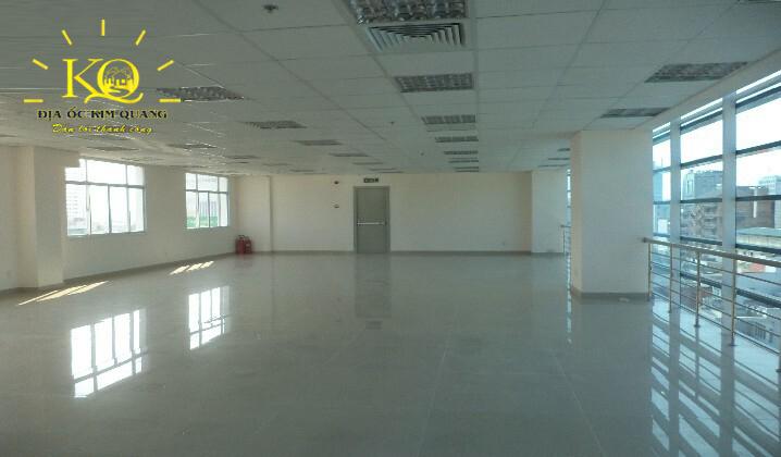 Diện tích trống tại tòa nhà MTL building