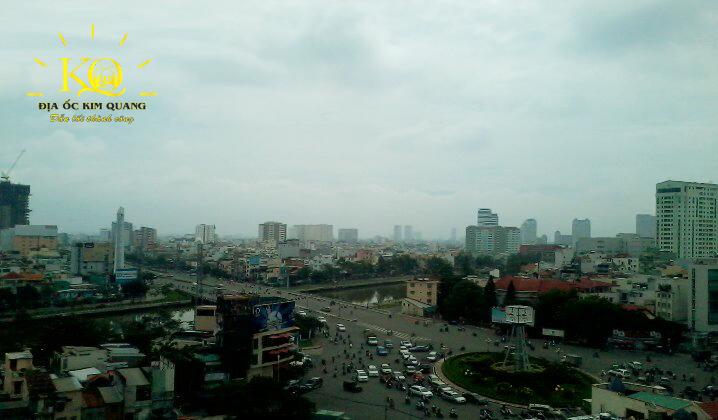 Hướng view từ tòa nhà MTL building