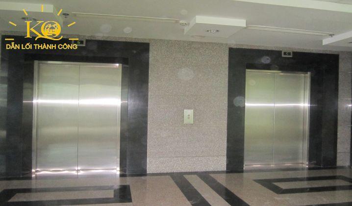 Hệ thống thang máy tòa nhà Norch Building