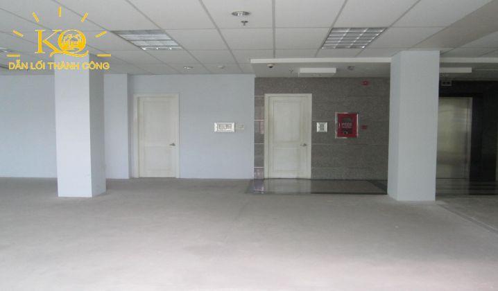 Diện tích trống tại tòa nhà Norch Building