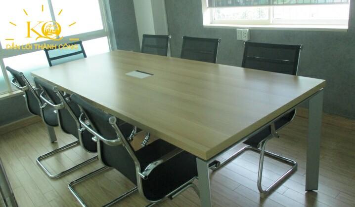 Phòng họp tòa nhà Packsimex Building