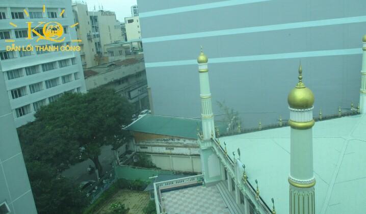 View từ tòa nhà Packsimex Building