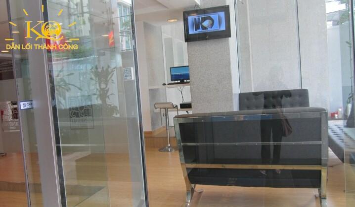 Văn phòng tại tòa nhà Pilot building