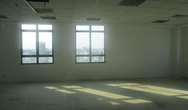 Diện tích trống tại tòa nhà Rosana Tower
