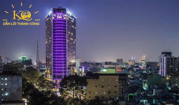 Tổng quan tòa nhà Saigon Centre