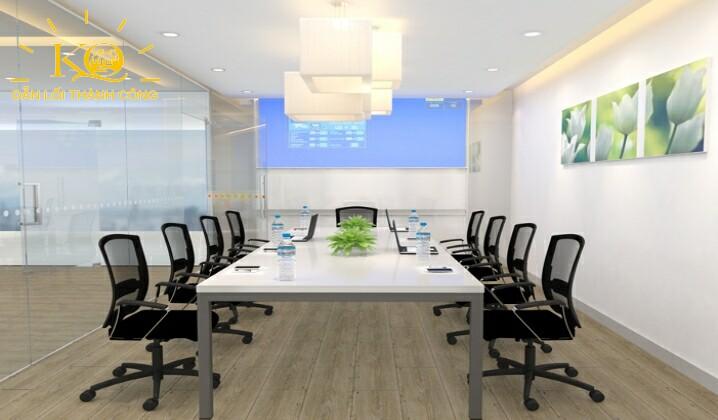 Phòng họp tại tòa nhà Sailing Tower
