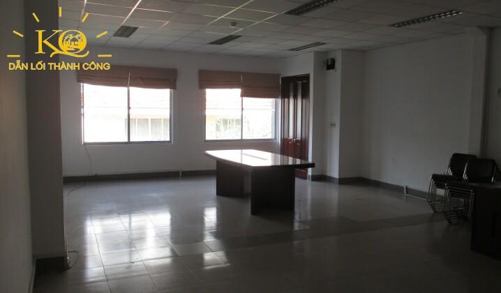 Diện tích trống tại tòa nhà Thanh Niên Building