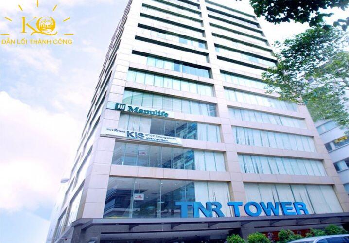 Cho thuê văn phòng quận 1 TNR Tower tổng quan tòa nhà Địa Ốc Kim Quang