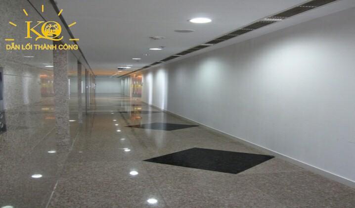 Hành lang bên trong TNR Tower