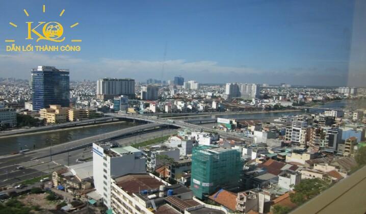 Hướng view từ tòa nhà TNR Tower