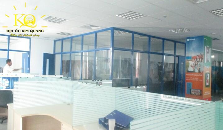 Văn phòng tại tòa nhà Comeco Building
