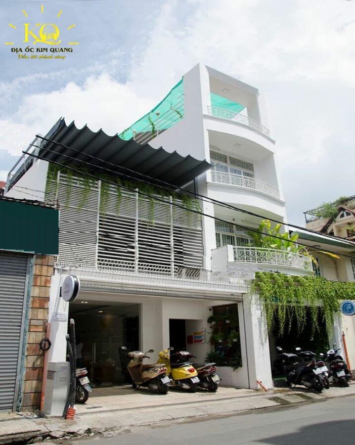 Địa Ốc Kim Quang | Cho thuê văn phòng quận 3 Vuông Tròn Giác bên ngoài