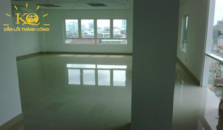Diện tích trống cho thuê tại Phước Hưng building