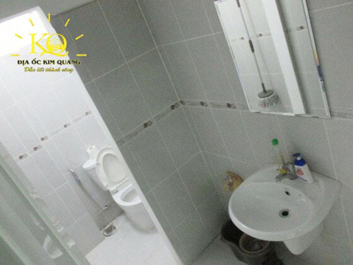 Toilet tại tòa nhà Cienco Building