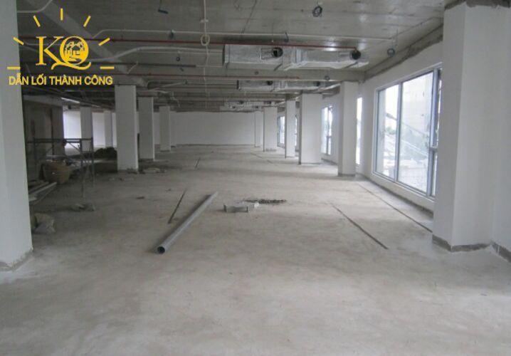Diện tích trống tại tòa nhà Đại Dũng building