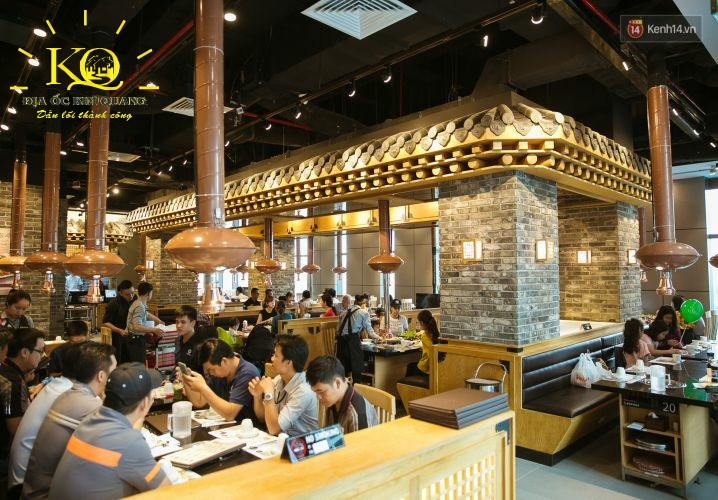 Nhà hàng tại tòa nhà Landmark 81