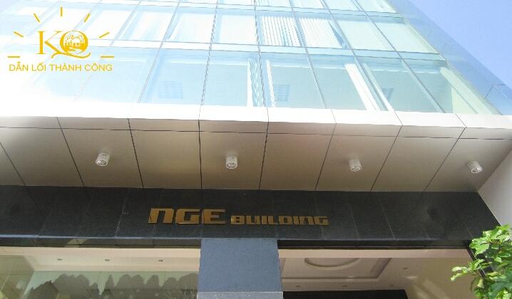 Bên ngoài tòa nhà NGE Building