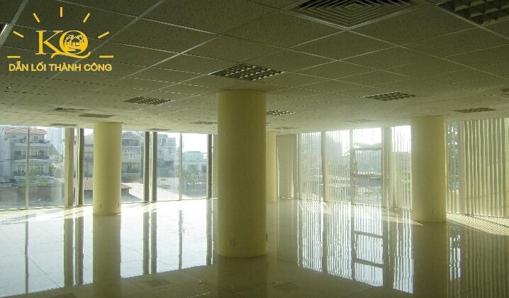 Diện tích trống tại tòa nhà NGE Building
