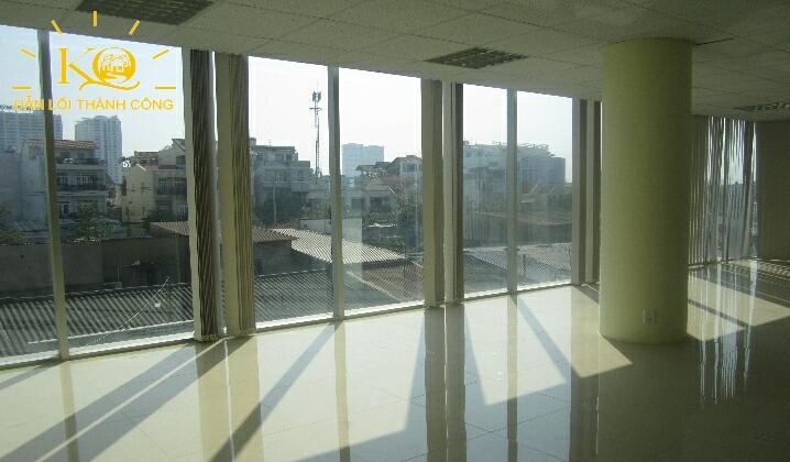 View từ tòa nhà NGE Building