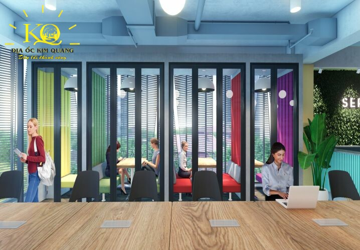 Văn phòng co-working Space tại Anh Minh Tower