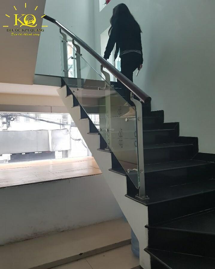 Thang bộ tại tòa nhà NKKN House