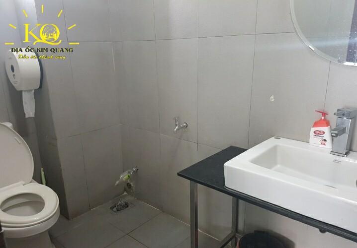 Toilet tại tòa nhà NKKN House