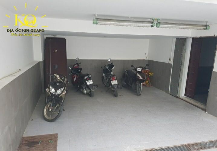 Hầm giữ xe