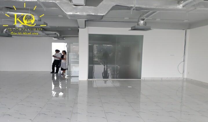 Diện tích trống tại tòa nhà Sông Đô Building