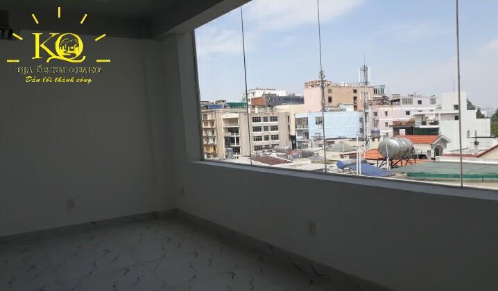 View từ tòa nhà Sông Đô Building