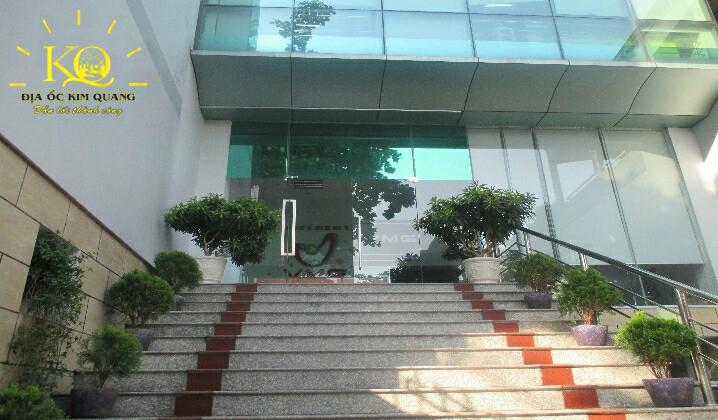 Cho thuê văn phòng giá tốt nhất quận phú nhuận vmg building diện tích 110m2
