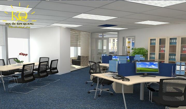Một văn phòng khác tại Bitexco Financial Tower