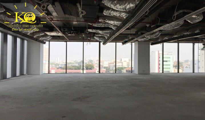 Diện tích trống tại tòa nhà hạng a Lim Tower 2
