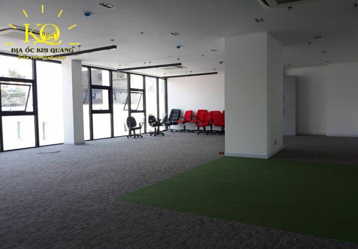 Địa ốc Kim Quang Cho thuê văn phòng quận 7 Officespot PMH diện tích trống