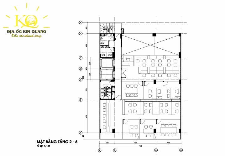 layout-tang-2-6-cho-thue-nguyen-toa-nha-van-phong-quan-tan-binh-duong-c22-dia-oc-kim-quang-16