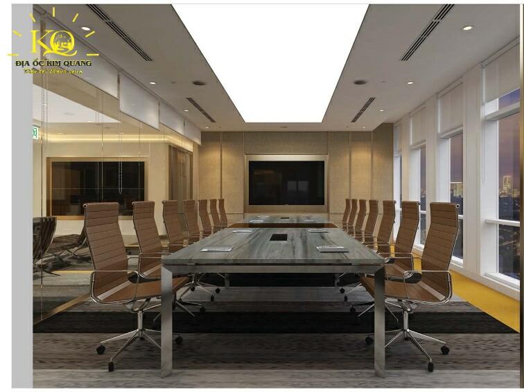 Phòng họp tại Vietcombank Tower