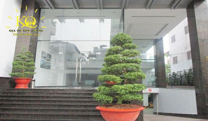 Phía trước Do Thanh Tower