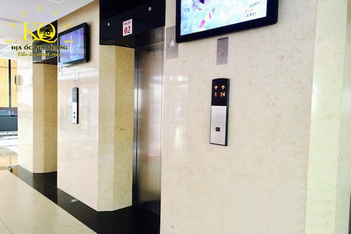 Hệ thống thang máy Báo Sài Gòn Giải Phóng Building