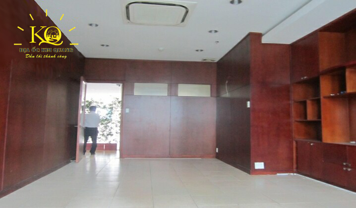 Diện tích trống tại tòa nhà Sông Đà Tower