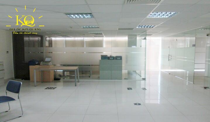 Diện tích trống tại tòa nhà T&C Holding building