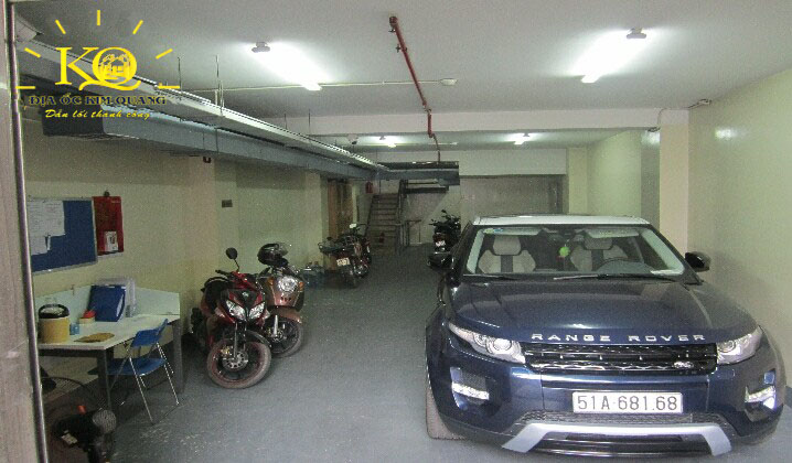 Hầm gửi xe Minh Phúc Office building