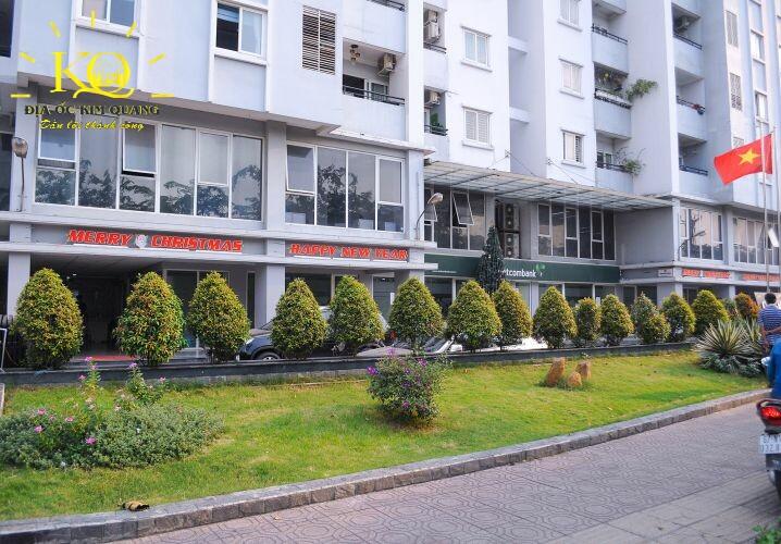 Văn phòng cho thuê We Land BVĐ khuôn viên
