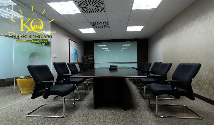 Phòng họp sang trọng tại tòa nhà A&B Tower