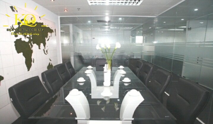 Địa ốc Kim Quang  Phòng họp tại văn phòng trọn gói Hải Âu Building