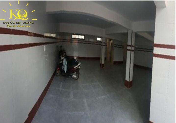 Hầm gửi xe tòa nhà Winhome An Phú Building