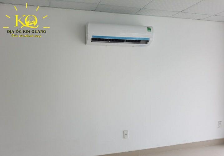 Hệ thống máy lạnh tòa nhà We Land THL