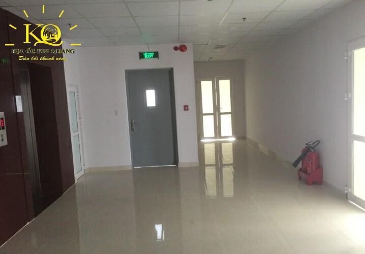 Hệ thống PCCC và lối thoát hiểm Nguyễn Trọng Tuyển Building