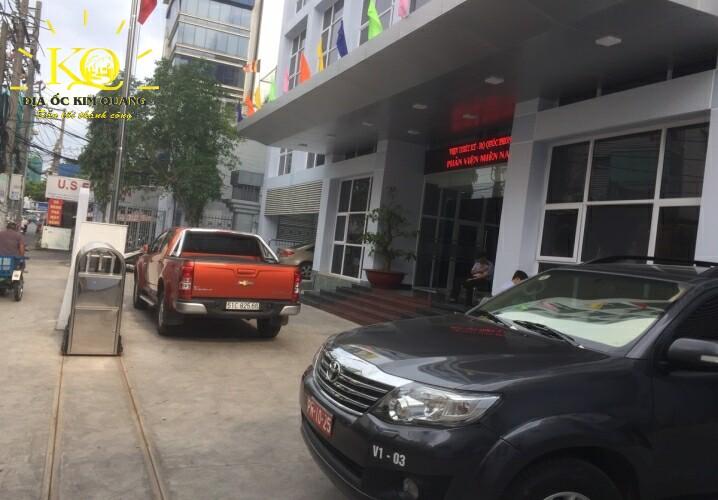 Phía trước Nguyễn Trọng Tuyển Building
