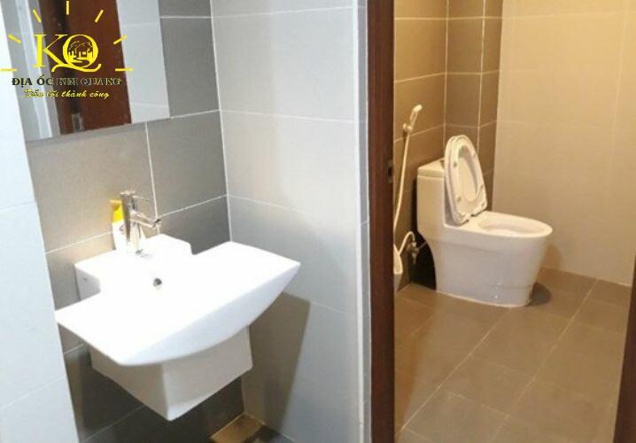 Toilet tòa nhà Winhome An Phú Building