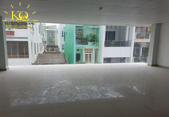 View cửa kính tòa nhà We Land THL