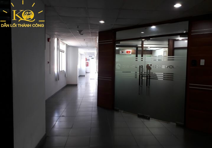 Hành lang Phước Thành Building